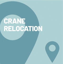 Crane Relocation