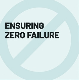 ensuring zero failure