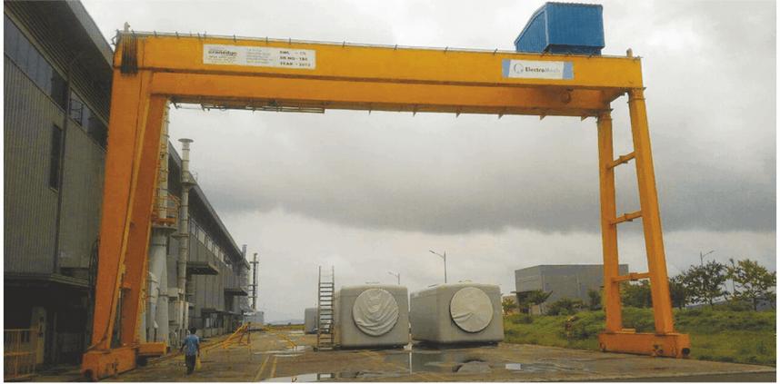 Enhancing Crane Capacity
