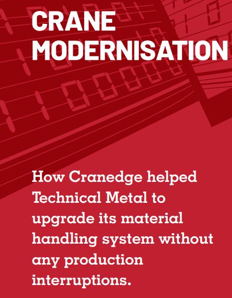 Crane Modernisation