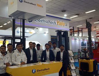 Global Logistics Show, Hyderabad