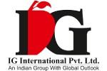 IG International logo
