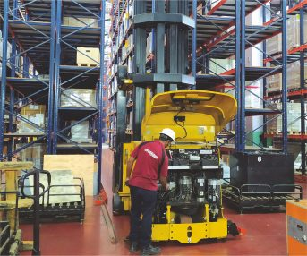 Forklifts & Lift Trucks Overhaul