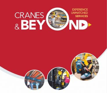 Crane beyond experience unmatched services