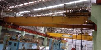 Anti fall system for cranes